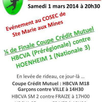 2014-Journée du 1er Mars au COSEC