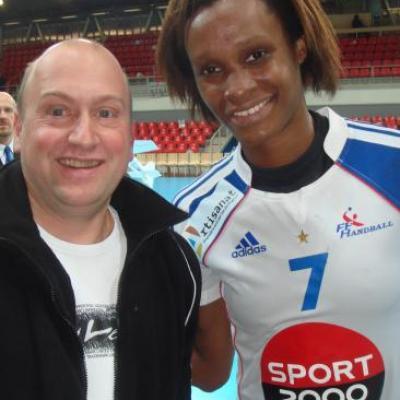 Rencontre équipe de France féminine
