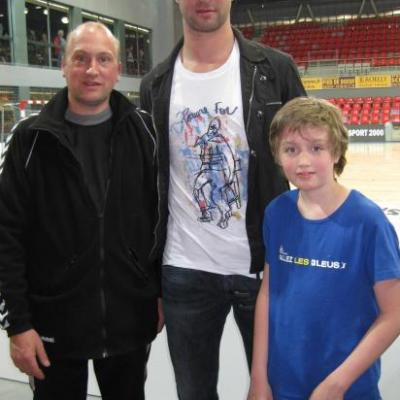 2010-Rencontre avec Thierry Omeyer