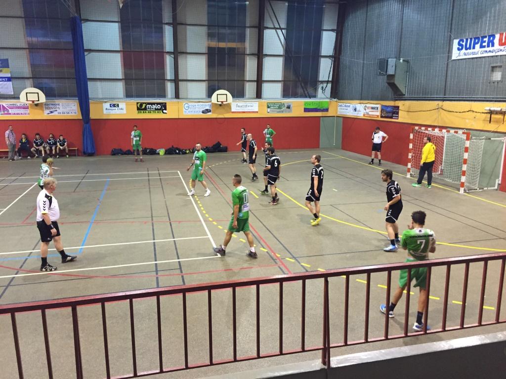 Photo dernier match saison 2014-2015 séniors 1 n°21