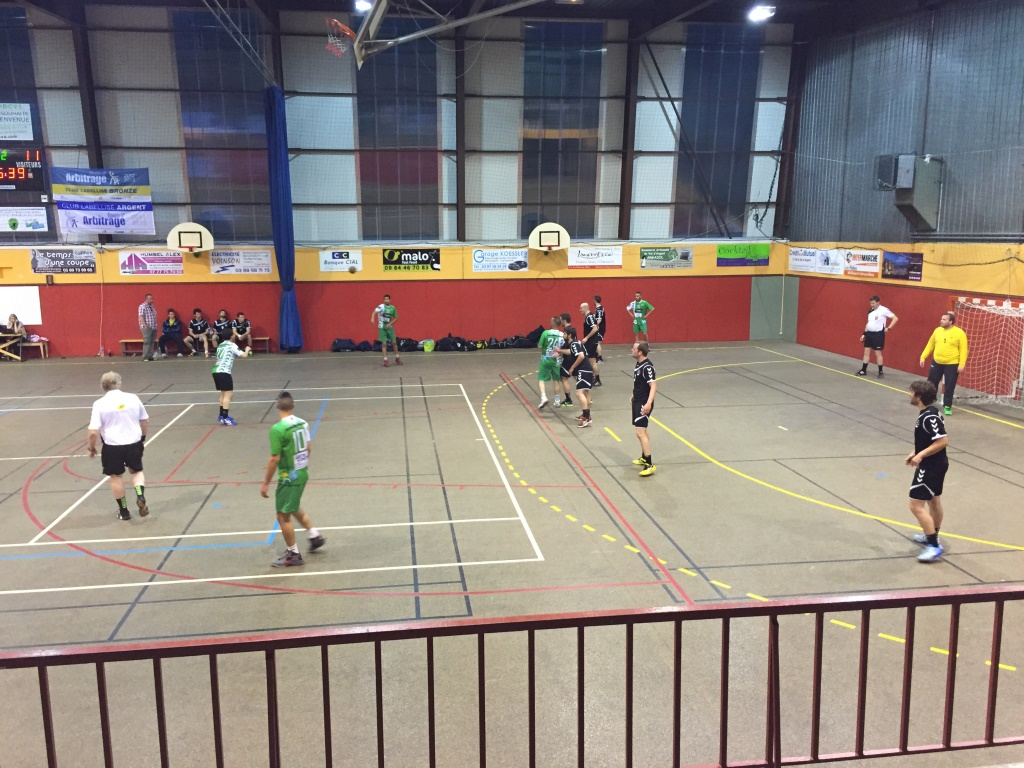 Photo dernier match saison 2014-2015 séniors 1 n°22