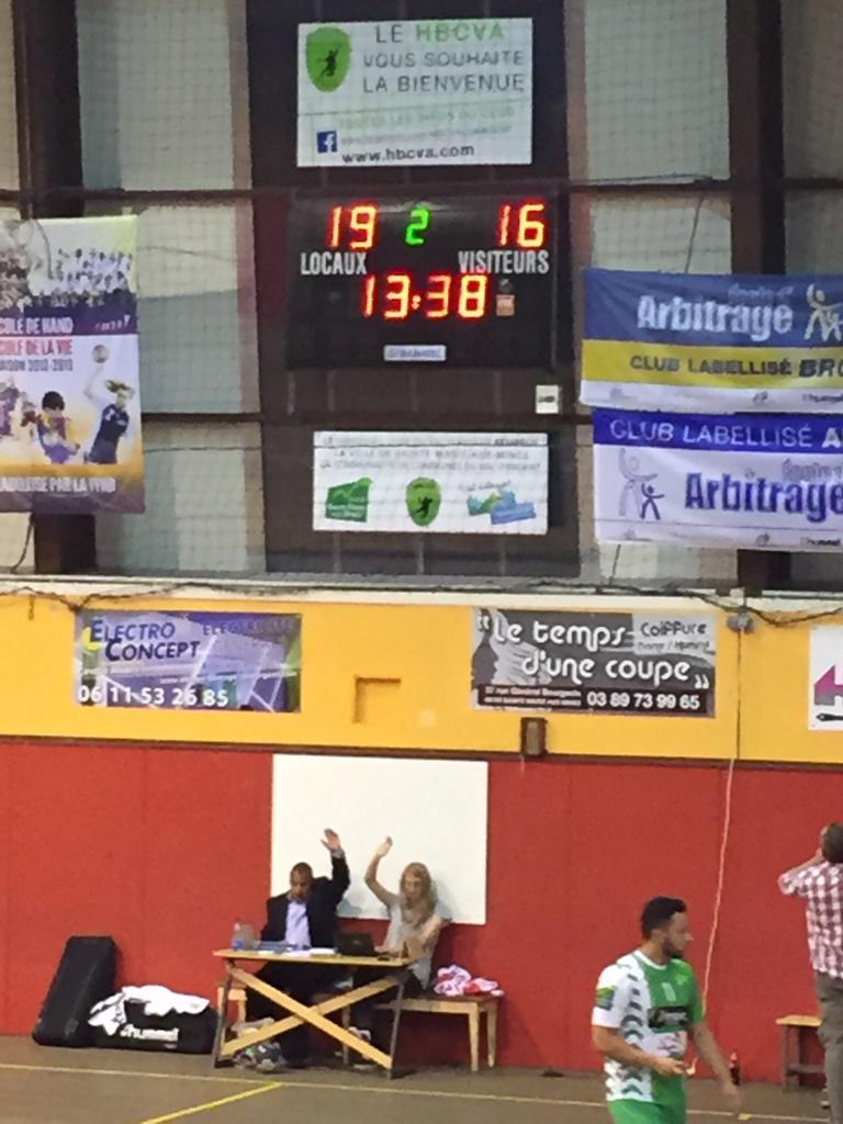 Photo dernier match saison 2014-2015 séniors 1 n°25
